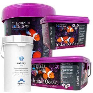 Sea salt products
