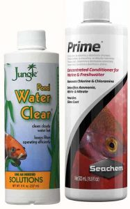 Prime and Jungle clear water