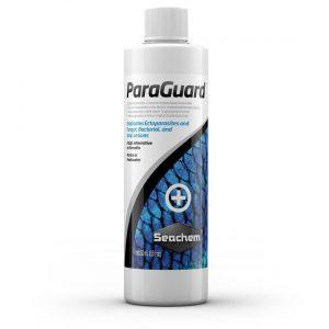 Bottle of paraguard