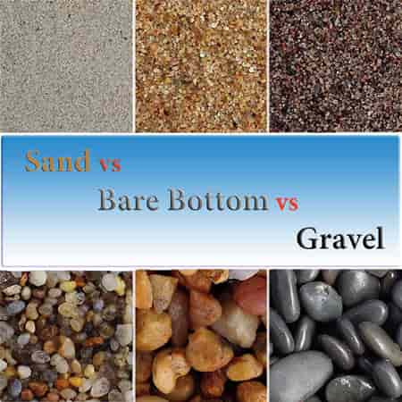 pile of sand and gravel