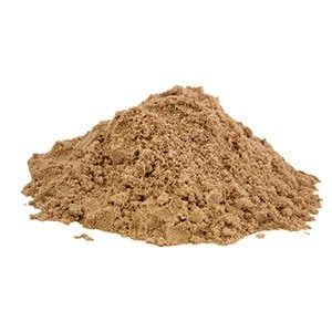 Pile of play sand