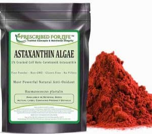 Astaxanthin powder - dwarf shrimp improve color