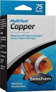 Seachem MultiTest™ Copper for shrimp (2)