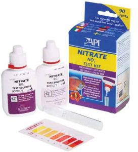 API test kit nitrates