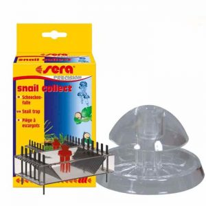 Commercially available snail traps