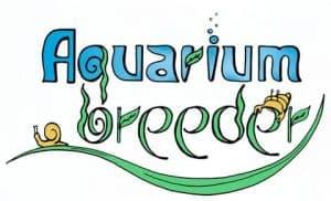 Aquariumbreeder site logo - shrimp, snails, crabs, crayfish, and other invertebrates