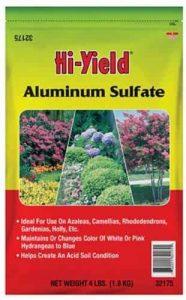 Alum (Aluminum sulfate) plant Sterilization