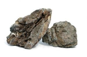 Manten stone (Iwagumi aquascape)