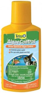 Tetra AlgaeControl Freshwater Aquarium vs hair algae