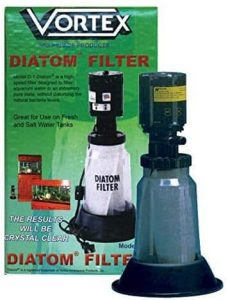 Diatomic filter - Green Water Algae Profile and How to Remove