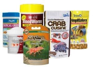 What Do Crayfish Eat - Aquarium Food