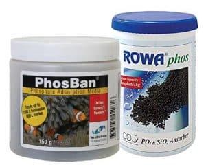 Phosphates in Reef Tanks - Phosphate-removing products GFO