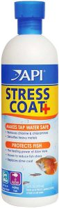 API Stress Coat. Do We Need Water Conditioners. Which One to Choose.
