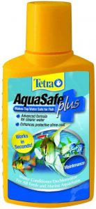 Tetra AquaSafe Plus. Do We Need Water Conditioners. Which One to Choose.