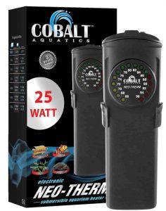 6 Popular Heaters for Small Tanks - Cobalt Aquatics Neo-Therm Heater