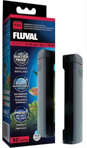 6 Popular Heaters for Small Tanks - Fluval Submersible Glass Aquarium Heater